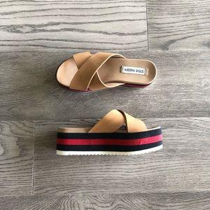 """Steve Madden platform sandals """"Asher"""""""